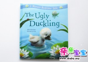 5 Minute Bed Time Tale: The Ugly Duckling (精装)