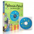 英文原版绘本Winnie the Witch 女巫温妮(Six Book Collection 套装6本)系列2 附2原版CD【预购】