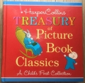 英文原版绘本 HarperCollins Treasury of Picture Book Classics: A Child's First Collection12故事集(精装)【预购】