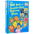 The Big Book of Berenstain Bears Beginner Books 贝贝熊大书 6个故事合辑精装【现货】