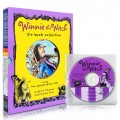 英文原版绘本Winnie the Witch 女巫温妮(Six Book Collection 套装6本)附2原版CD【预购】